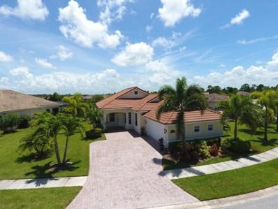 4174 NW Oakbrook Circle, Jensen Beach, FL 34957 - #: RX-10445564