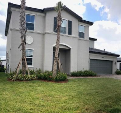 7461 NW Greenspring Street, Port Saint Lucie, FL 34987 - #: RX-10446104