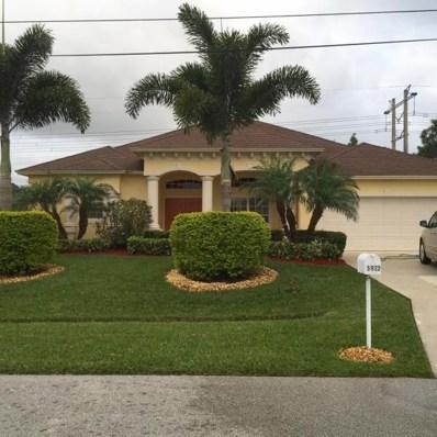5922 NW Ketona Circle, Port Saint Lucie, FL 34986 - #: RX-10446712