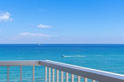 5280 N Ocean Drive UNIT 3-A, Singer Island, FL 33404 - #: RX-10446843