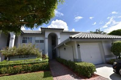 11626 Briarwood Circle UNIT 2, Boynton Beach, FL 33437 - #: RX-10448533