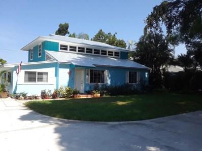603 SE Dolphin Drive, Stuart, FL 34996 - #: RX-10448672