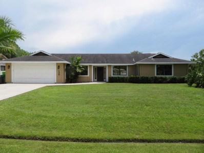 138 SW Sw Airview Avenue Avenue, Port Saint Lucie, FL 34984 - #: RX-10448705