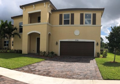 7736 NW Greenspring Street UNIT 36, Port Saint Lucie, FL 34987 - #: RX-10451136