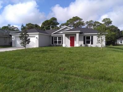 1144 SW Irving Street, Port Saint Lucie, FL 34983 - #: RX-10451225
