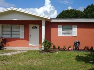 2623 S 28th Street, Fort Pierce, FL 34981 - #: RX-10451584