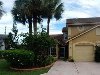 6657 Marissa Circle, Lake Worth, FL 33467 - #: RX-10451876