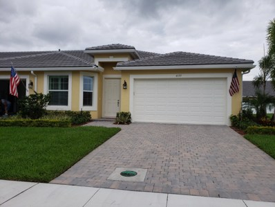 6133 NW Wick Lane, Port Saint Lucie, FL 34983 - #: RX-10451909