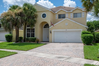 214 Kensington Way, Royal Palm Beach, FL 33414 - #: RX-10452724