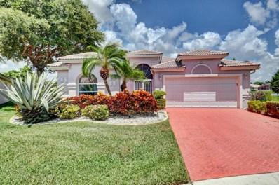 6203 Seascape Terrace, Boynton Beach, FL 33437 - #: RX-10452790