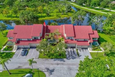 19 Lexington Lane W UNIT F, Palm Beach Gardens, FL 33418 - #: RX-10453787