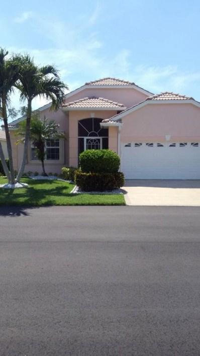 865 NW Sorrento Lane, Port Saint Lucie, FL 34986 - #: RX-10454151
