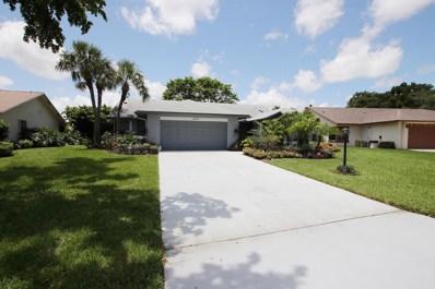 16673 Boca Delray Drive, Delray Beach, FL 33484 - #: RX-10455139