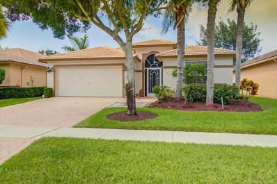 8202 Duomo Circle, Boynton Beach, FL 33472 - #: RX-10455814