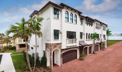 8 Windward Lane UNIT 25, Boynton Beach, FL 33435 - #: RX-10455875