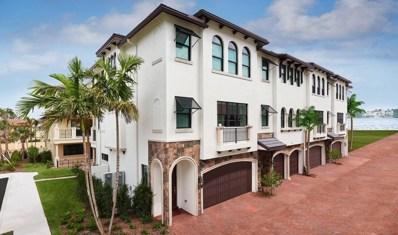 8 Windward Lane UNIT 25, Boynton Beach, FL 33435 - #: RX-10455875