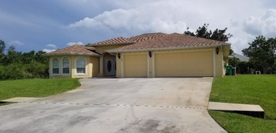 100 SW Lion Lane, Port Saint Lucie, FL 34953 - #: RX-10455894