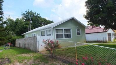 437 Summa Street, West Palm Beach, FL 33405 - #: RX-10455985