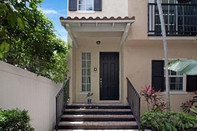 150 NE 6th Avenue UNIT D, Delray Beach, FL 33483 - #: RX-10456182