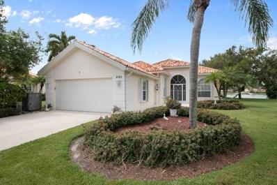 2505 Kittbuck Way, West Palm Beach, FL 33411 - #: RX-10456578
