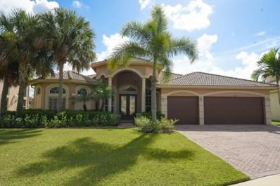 6074 Pond Bluff Court, Lake Worth, FL 33467 - #: RX-10456862