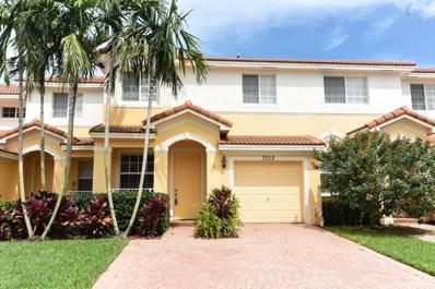 7313 Briella Drive, Boynton Beach, FL 33437 - #: RX-10457157