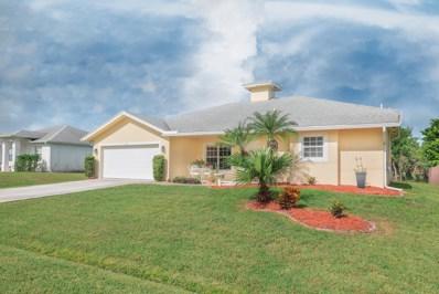 2150 SW Venus Street, Port Saint Lucie, FL 34953 - #: RX-10457359