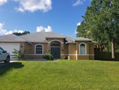 901 SW Versailles Avenue, Port Saint Lucie, FL 34953 - #: RX-10457592