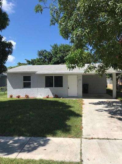 1009 Green Street, West Palm Beach, FL 33405 - #: RX-10457990