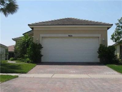 9681 SW Glenbrook Drive, Port Saint Lucie, FL 34987 - #: RX-10458214