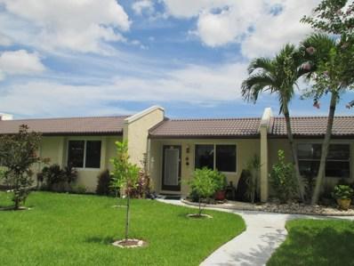 204 Lake Meryl Drive, West Palm Beach, FL 33411 - #: RX-10458781