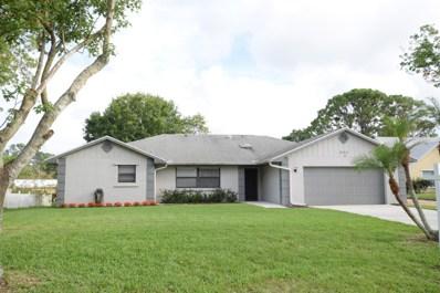 900 SW Gardens Boulevard, Palm City, FL 34990 - #: RX-10458787