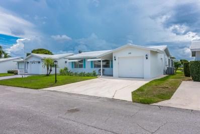 605 SW Golf Drive, Boynton Beach, FL 33426 - #: RX-10458874