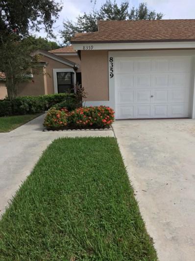 8359 Springlake Drive UNIT A, Boca Raton, FL 33496 - #: RX-10459642