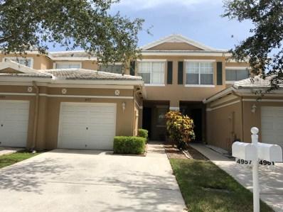 4957 Simonton Street UNIT 4957, Lake Worth, FL 33463 - #: RX-10459663
