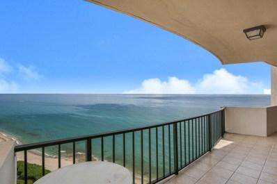 4200 N Ocean Drive UNIT 1-1706, Singer Island, FL 33404 - #: RX-10460068