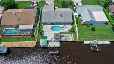 1549 SW Dyer Point Road, Palm City, FL 34990 - #: RX-10460282