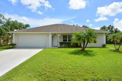 1949 SW Capeador Street, Port Saint Lucie, FL 34953 - #: RX-10460796
