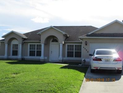 4090 SW Balleto Street, Port Saint Lucie, FL 34953 - #: RX-10460955