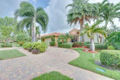 6871 Fabiano Circle, Boynton Beach, FL 33437 - #: RX-10461218