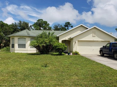 1329 SW Herald Road, Port Saint Lucie, FL 34953 - #: RX-10461323