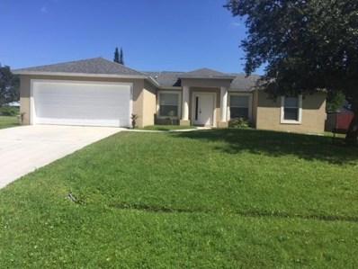 1655 SW Wende Lane, Port Saint Lucie, FL 34984 - #: RX-10461377