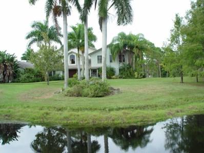 1633 Trotter Court, Wellington, FL 33414 - #: RX-10461463