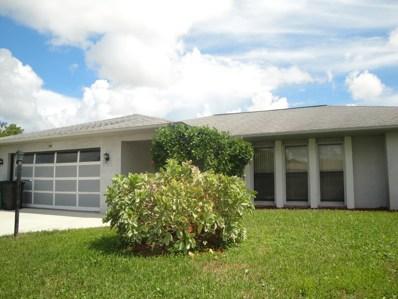 568 SE Maple Terrace, Port Saint Lucie, FL 34983 - #: RX-10462437