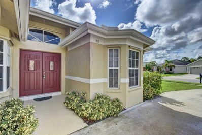 155 Saratoga Boulevard E, Royal Palm Beach, FL 33411 - #: RX-10462444