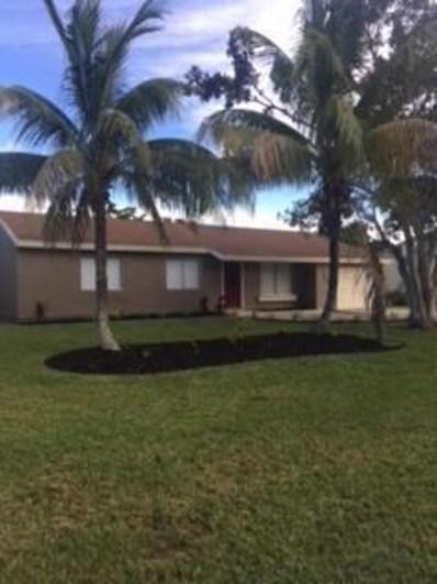 2037 SE New York Street, Port Saint Lucie, FL 34952 - #: RX-10462528