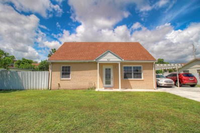 421 Kirk Road, Palm Springs, FL 33461 - #: RX-10462572