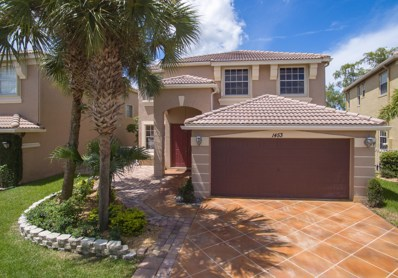1453 Briar Oak Court, Royal Palm Beach, FL 33411 - #: RX-10462922