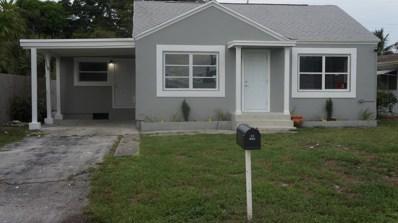 411 W Mango Street, Lantana, FL 33462 - #: RX-10463052