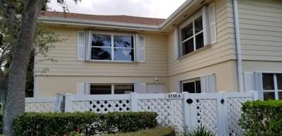 8158 Andover Court UNIT 58a, Lake Clarke Shores, FL 33406 - #: RX-10463110